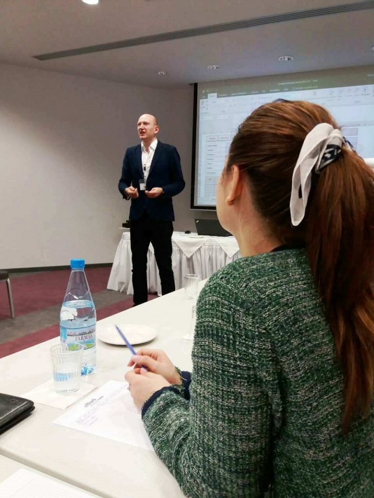 THE KICK-OFF MEETING ON THE PROGRAMME OF THE EUROPEAN COMMISSION ERASMUS + PROJECT NUMBER 574097 PILOTING ECVET TO THE NATIONAL VET SYSTEM OF RUSSIA AND UZBEKISTAN